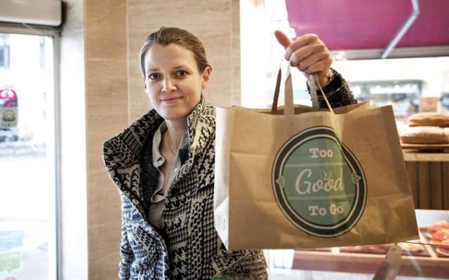 Cô gái Đan Mạch bỏ việc ở công ty danh tiếng McKinsey để startup, thành bà chủ kinh doanh đồ ăn thừa cho 18 triệu thực khách - Ảnh 2.