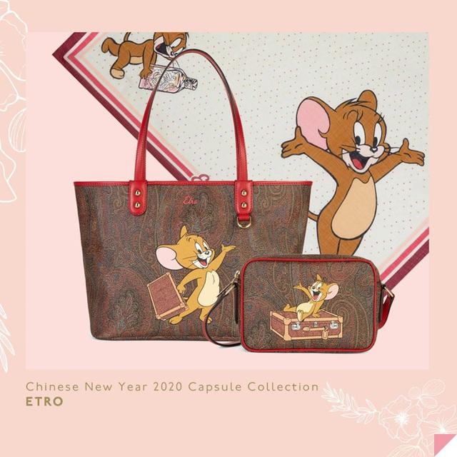 Những bộ sưu tập thời trang dành riêng năm con Chuột có giá mềm - Ảnh 7.