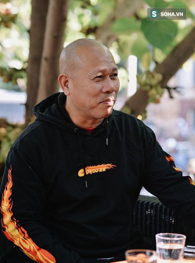 Võ sư Đinh Trọng Thủy: Tây hay TQ ăn nhậu không như mình - từ Hà Nội đến Hà Giang đều một kiểu thật lạ lùng - Ảnh 1.