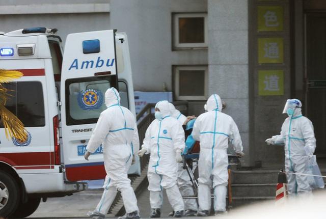 Cảnh báo chính thức từ Trung Quốc: Virus viêm phổi lạ đã lây từ người sang người, 14 nhân viên y tế đầu tiên nhiễm bệnh - Ảnh 5.