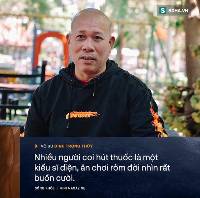 Võ sư Đinh Trọng Thủy: Tây hay TQ ăn nhậu không như mình - từ Hà Nội đến Hà Giang đều một kiểu thật lạ lùng - Ảnh 7.