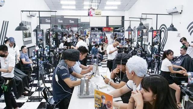 Kiếm bộn tháng Tết, chuỗi tóc nam 30Shine đón gần nửa triệu lượt khách - Ảnh 4.