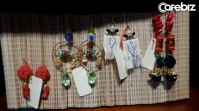 Nhà sáng lập theMay: Với tôi, nước Nhật không hấp dẫn bằng những trang sức phụ kiện đậm đà bản sắc các dân tộc Việt Nam - Ảnh 6.