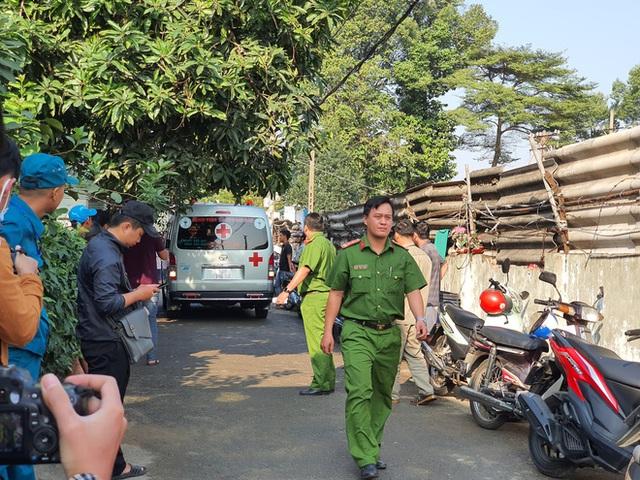 NÓNG: Bắt giữ nghi phạm phóng hỏa đốt nhà khiến 5 mẹ con tử vong ở Sài Gòn sáng 27 Tết - Ảnh 5.