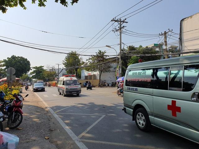 NÓNG: Bắt giữ nghi phạm phóng hỏa đốt nhà khiến 5 mẹ con tử vong ở Sài Gòn sáng 27 Tết - Ảnh 6.