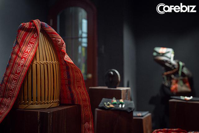 Nhà sáng lập theMay: Với tôi, nước Nhật không hấp dẫn bằng những trang sức phụ kiện đậm đà bản sắc các dân tộc Việt Nam - Ảnh 4.