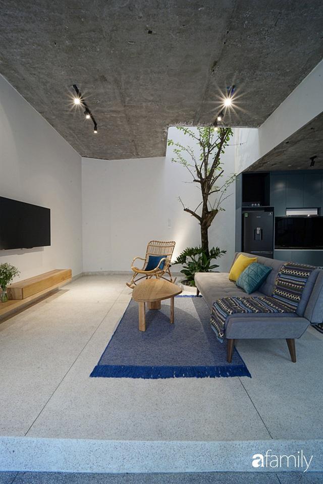 Ngôi nhà đẹp mộng mơ với cây xanh và ánh sáng của chủ nhà say đắm cúc họa mi ở miền Trung - Ảnh 17.