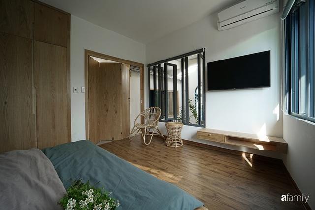 Ngôi nhà đẹp mộng mơ với cây xanh và ánh sáng của chủ nhà say đắm cúc họa mi ở miền Trung - Ảnh 23.