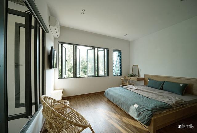 Ngôi nhà đẹp mộng mơ với cây xanh và ánh sáng của chủ nhà say đắm cúc họa mi ở miền Trung - Ảnh 25.