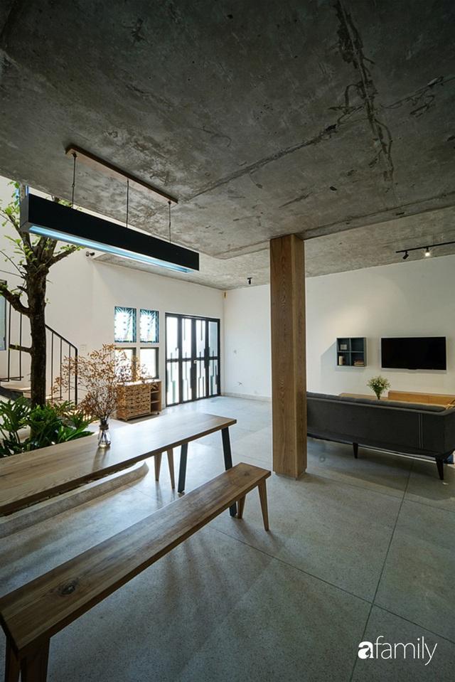 Ngôi nhà đẹp mộng mơ với cây xanh và ánh sáng của chủ nhà say đắm cúc họa mi ở miền Trung - Ảnh 27.