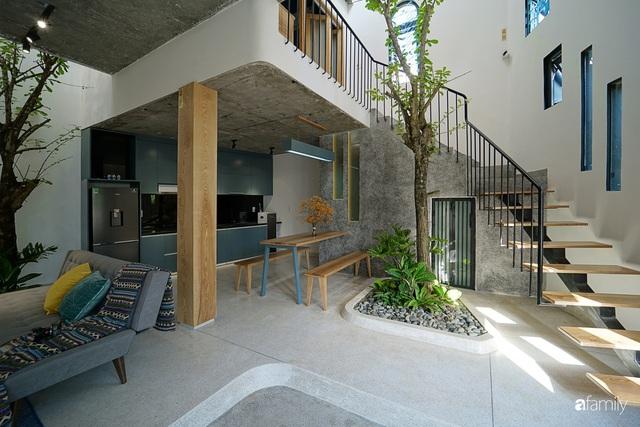 Ngôi nhà đẹp mộng mơ với cây xanh và ánh sáng của chủ nhà say đắm cúc họa mi ở miền Trung - Ảnh 28.