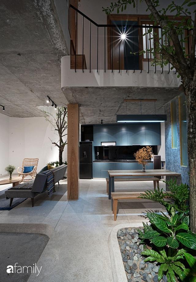 Ngôi nhà đẹp mộng mơ với cây xanh và ánh sáng của chủ nhà say đắm cúc họa mi ở miền Trung - Ảnh 7.