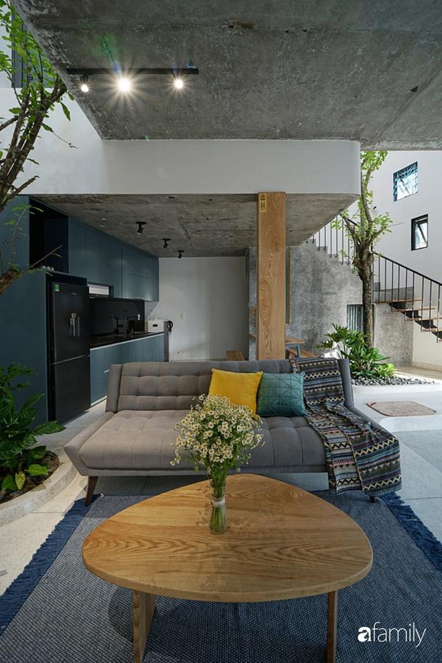 Ngôi nhà đẹp mộng mơ với cây xanh và ánh sáng của chủ nhà say đắm cúc họa mi ở miền Trung - Ảnh 10.