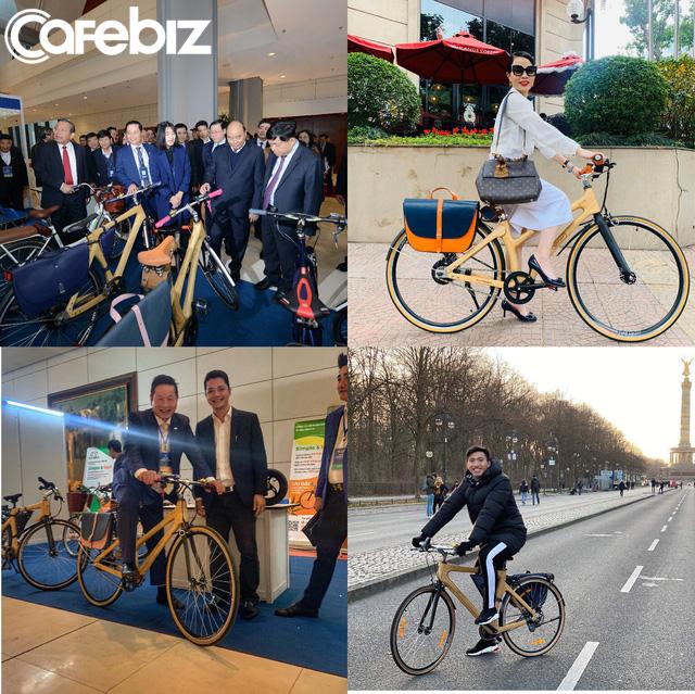 CEO HayBike - hãng xe đạp có trợ lực điện made in Vietnam: Với startup chúng tôi, kiếm tiền không phải mục đích cuối cùng, đó chỉ là công cụ và thước đo để đạt đến ước mơ! - Ảnh 2.