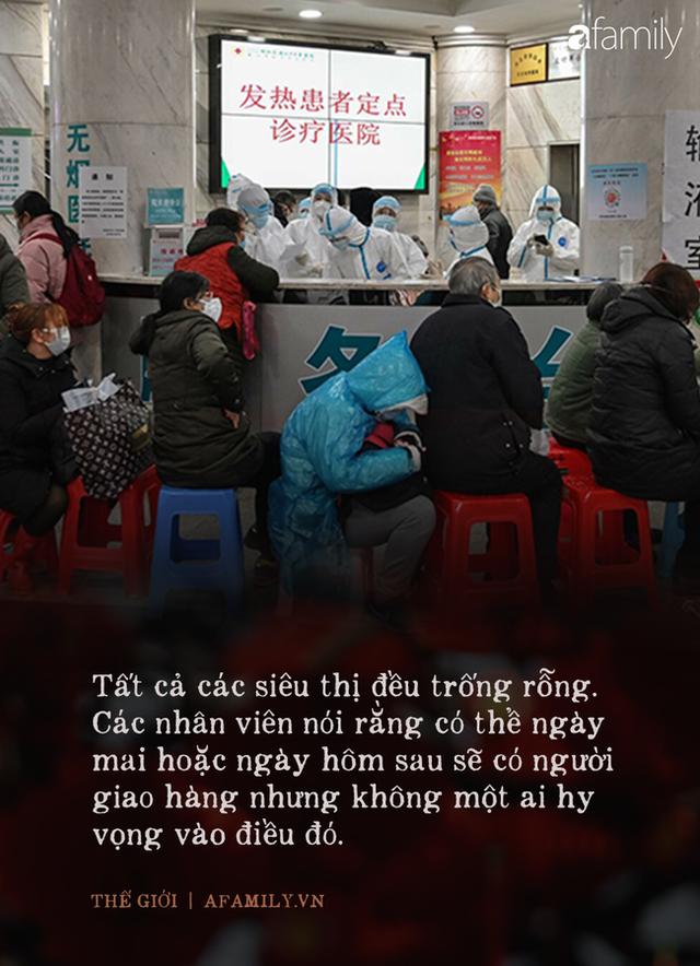 Ngày Tết ở tâm dịch Vũ Hán: Đón năm mới bằng vài quả trứng rán và cà chua, không dám ăn thịt cá cùng nỗi bức xúc không phải ai cũng thấu - Ảnh 4.