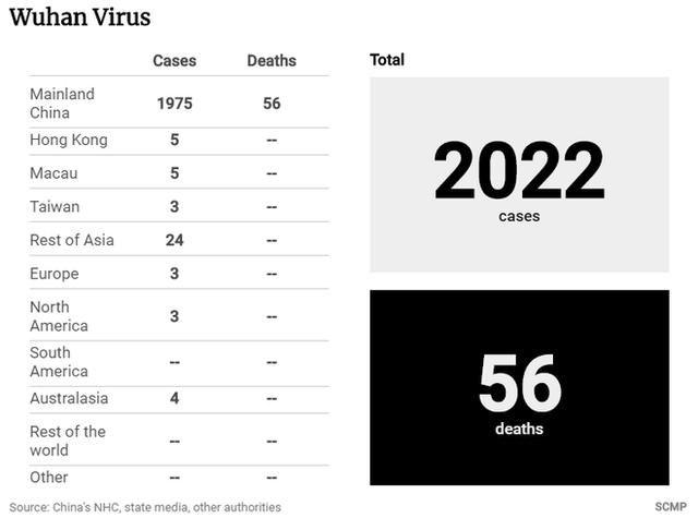 Virus corona mới chưa gây ra tình trạng khẩn cấp quốc tế, đây mới là 2 dịch bệnh đang được WHO đánh giá nguy hiểm hơn - Ảnh 1.