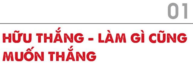 Chủ tịch Hữu Thắng: Người đàn ông thép và cuộc hồi sinh biểu tượng bóng đá TP.HCM - Ảnh 1.