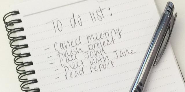 6 điều những người thành công thường làm để lấy lại phong độ sau kỳ nghỉ lễ - Ảnh 2.