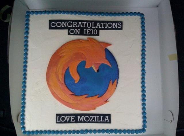"""Tại sao ba """"kỳ phùng địch thủ"""" Microsoft, Google và Mozilla lại gửi bánh kem cho nhau mỗi khi ra mắt trình duyệt?  - Ảnh 3."""