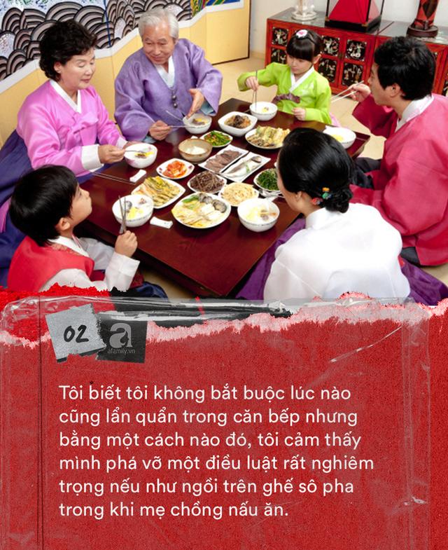 Tết với phụ nữ Hàn là những ngày làm việc tăng ca nhiều giờ liền nhưng không dám than phiền vì cảm giác có lỗi với tất cả mọi người - Ảnh 4.