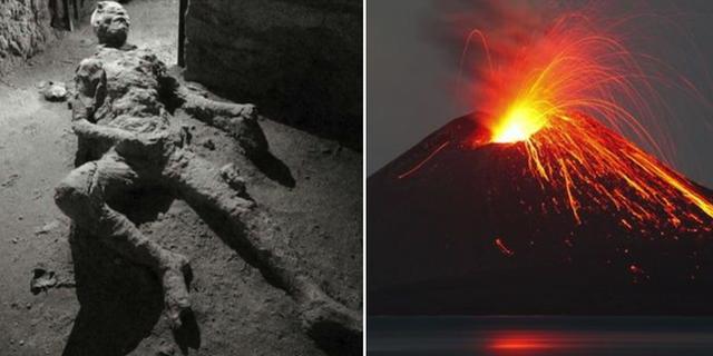 Những cái chết trong dung nham núi lửa: não hóa thành thủy tinh vì quá nóng  - Ảnh 2.