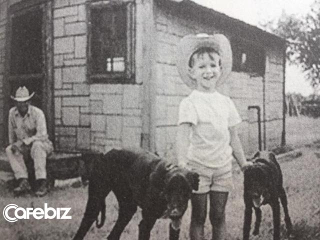 Tuổi thơ quan trọng ra sao với sự thành công của Jeff Bezos ? - Ảnh 1.