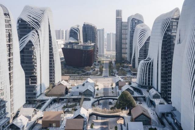 10 công trình kiến trúc độc đáo sẽ hoàn thành trong năm 2020 - Ảnh 2.
