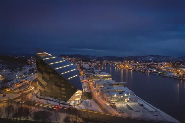 10 công trình kiến trúc độc đáo sẽ hoàn thành trong năm 2020 - Ảnh 3.