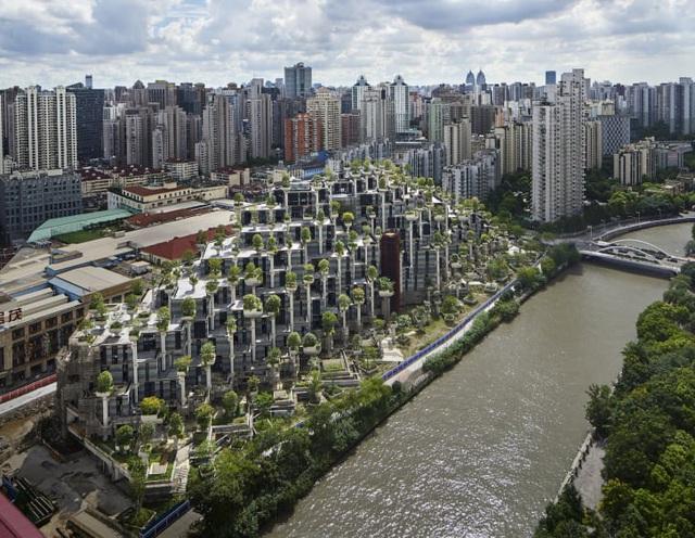 10 công trình kiến trúc độc đáo sẽ hoàn thành trong năm 2020 - Ảnh 8.