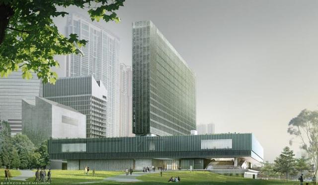 10 công trình kiến trúc độc đáo sẽ hoàn thành trong năm 2020 - Ảnh 9.