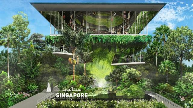 10 công trình kiến trúc độc đáo sẽ hoàn thành trong năm 2020 - Ảnh 10.