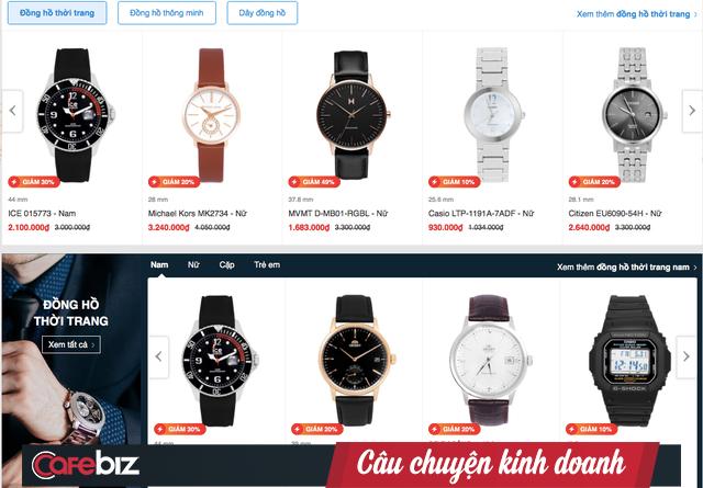 FPT Shop nhảy vào kinh doanh thêm đồng hồ, chính thức gia nhập cuộc đua với Thế Giới Di Động, PNJ, Đăng Quang Watch... - Ảnh 1.