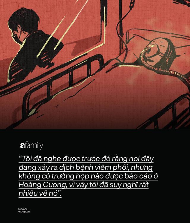 Câu chuyện đau lòng về người phụ nữ qua đời ngay trước thời điểm công bố dịch viêm phổi Vũ Hán qua lời kể người chồng và sự đấu tranh đến giây phút cuối cùng - Ảnh 1.