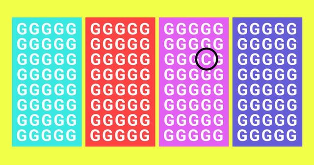 Những câu đố thách thức thị lực 10/10 tìm ra sự thật, thử sức để chứng tỏ bạn có mắt tinh như chim ưng  - Ảnh 12.