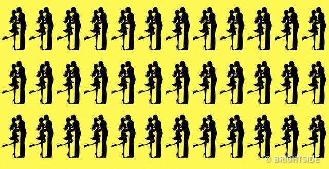 Những câu đố thách thức thị lực 10/10 tìm ra sự thật, thử sức để chứng tỏ bạn có mắt tinh như chim ưng  - Ảnh 15.