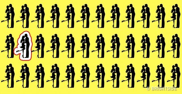 Những câu đố thách thức thị lực 10/10 tìm ra sự thật, thử sức để chứng tỏ bạn có mắt tinh như chim ưng  - Ảnh 16.