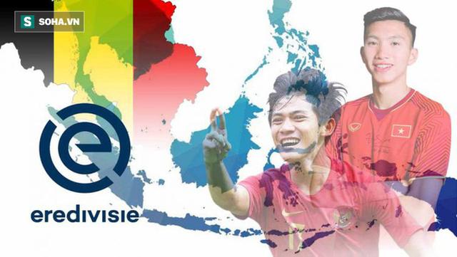 Báo Indonesia dự đoán Văn Hậu sắp phải xách vali rời Heerenveen - Ảnh 1.