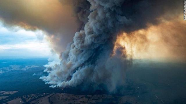 Gần NỬA TỈ sinh vật bị thiêu rụi, 1/3 số gấu koala chết cháy: Úc đang trải qua trận cháy rừng đại thảm họa thực sự mà chưa nhìn thấy lối thoát - Ảnh 10.