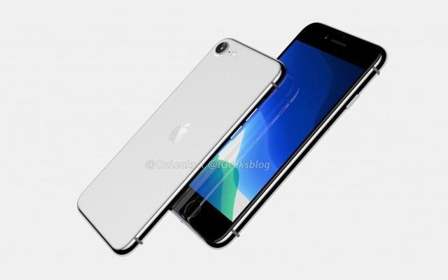 """Đây là iPhone 9? Touch ID """"hồi sinh"""", viền siêu dày, thiết kế nhìn như năm 2016 - Ảnh 1."""