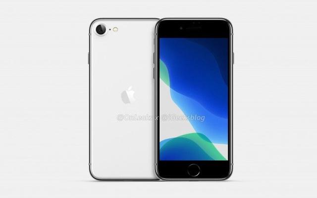 """Đây là iPhone 9? Touch ID """"hồi sinh"""", viền siêu dày, thiết kế nhìn như năm 2016 - Ảnh 2."""