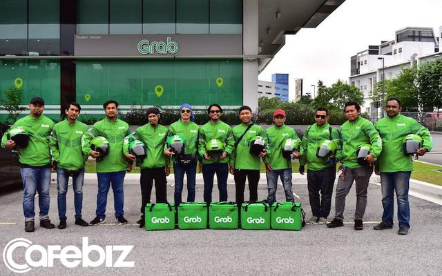 Grab chính thức thí điểm GrabBike ở Malaysia - Ảnh 1.