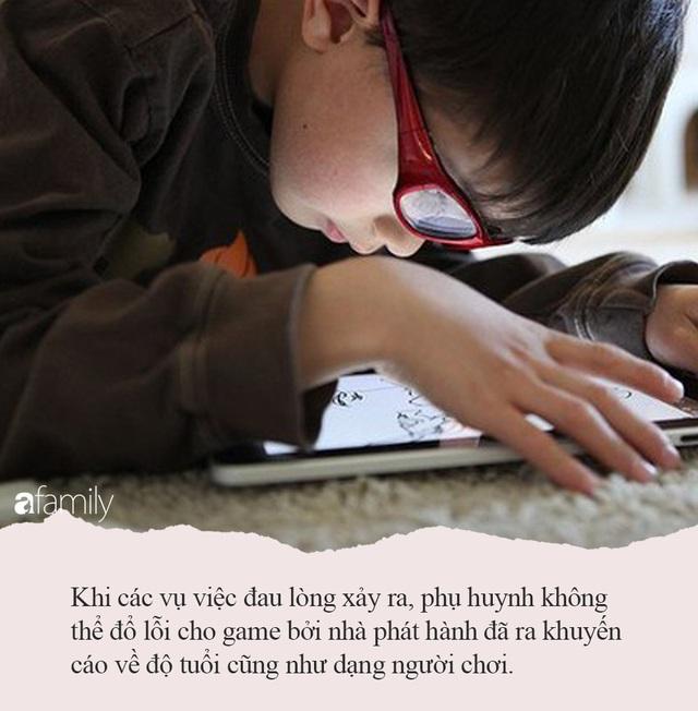 Nếu thấy con bạn đang chơi game này, hãy ngăn chặn ngay vì 1 cậu bé 15 tuổi đã tự sát do quá ám ảnh - Ảnh 13.