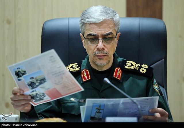 Quân đội Iran: Toàn bộ tên lửa không bị đánh chặn, 80 lính Mỹ chết, yêu cầu Mỹ rút khỏi Trung Đông - Ảnh 1.