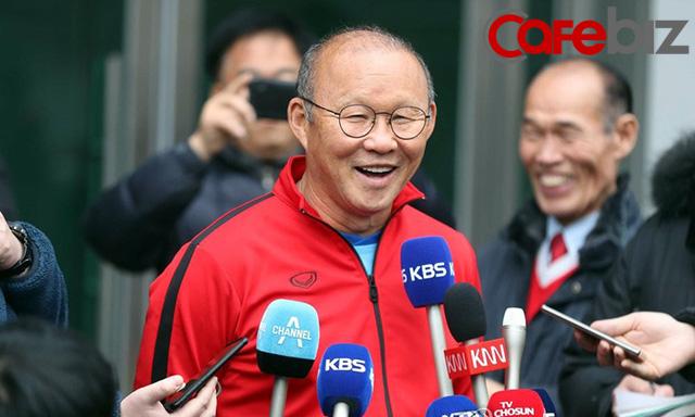 Tâm lý chiến thắng - liều thuốc trị bệnh nao núng được thầy Park sử dụng cực kỳ hiệu quả mỗi lần tuyển Việt Nam gặp đội mạnh - Ảnh 2.