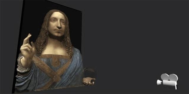 Bí ẩn từ một trong những bức tranh đắt tiền bậc nhất lịch sử của thiên tài Leonardo da Vinci cuối cùng đã có lời giải - Ảnh 2.