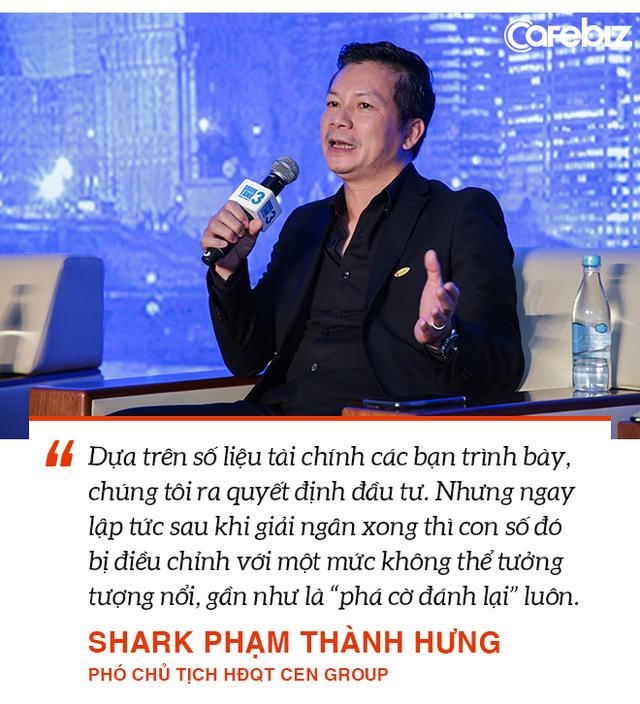 """Shark Phạm Thanh Hưng: Có startup khi nhà đầu tư xuống tiền thì """"phá cờ chơi lại""""! - Ảnh 3."""