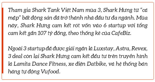 """Shark Phạm Thanh Hưng: Có startup khi nhà đầu tư xuống tiền thì """"phá cờ chơi lại""""! - Ảnh 11."""