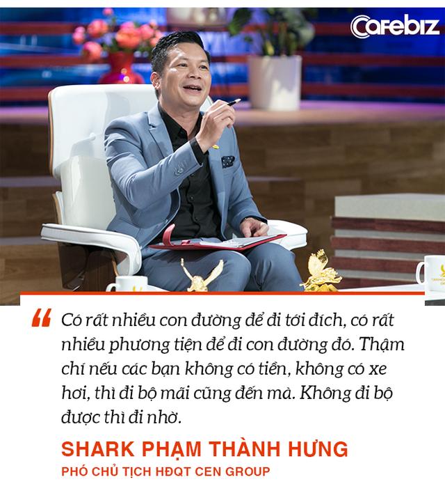 """Shark Phạm Thanh Hưng: Có startup khi nhà đầu tư xuống tiền thì """"phá cờ chơi lại""""! - Ảnh 14."""