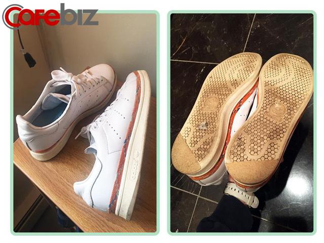 Văn hóa Nhật Bản đã truyền cảm hứng cho tôi để làm mới lại đôi giày thể thao cũ - Ảnh 5.