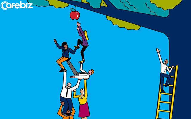 8 câu chuyện mà nhà quản lý nên đọc: 8 phương thức tư duy đỉnh cao  - Ảnh 3.